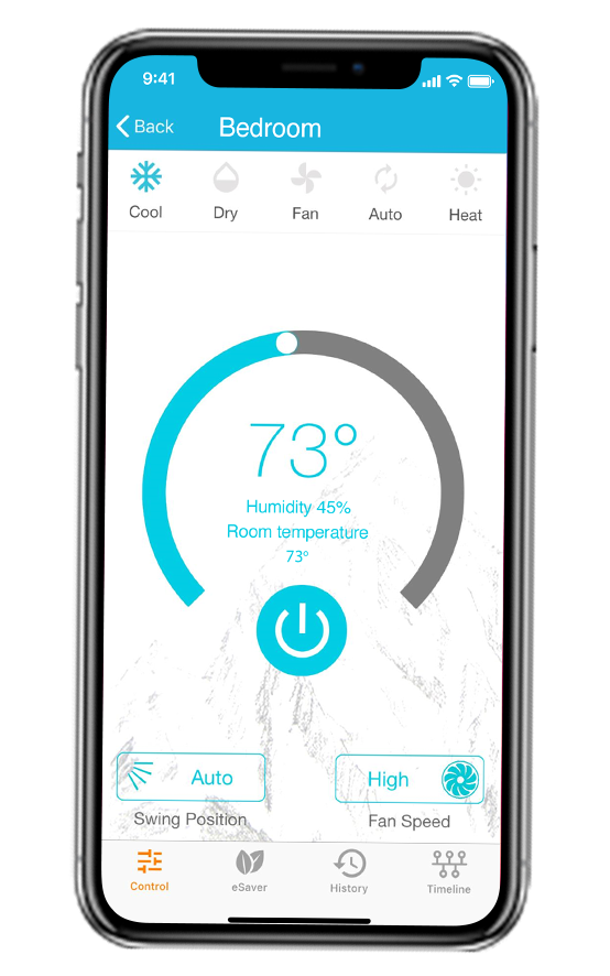cielo home smart ac mobile app