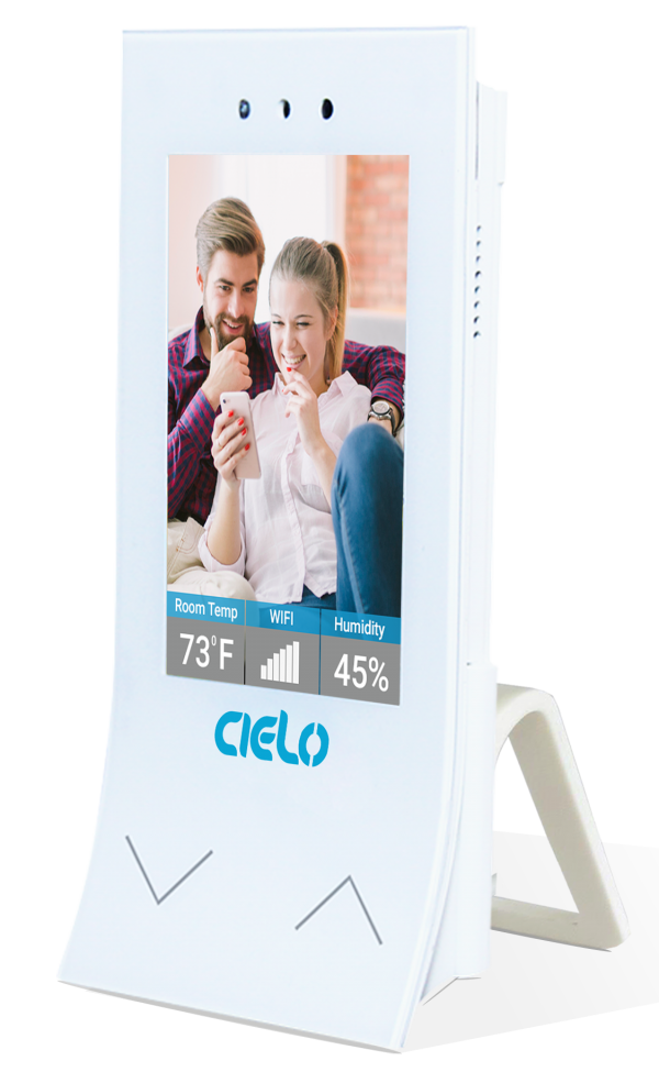 CieloBreez Wi-Fi AC Controller with LCD Screen