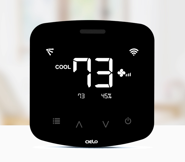 Smart AC control without wifi using local controls