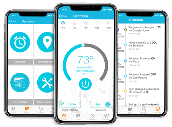 Cielo Home App - Control your ac from anywhere!