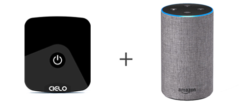 smart air conditioning with voice controls
