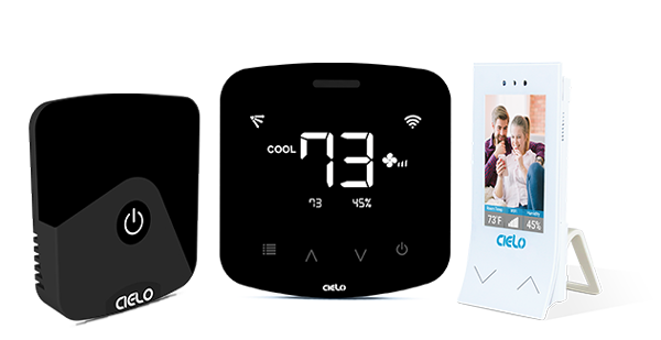Buy Cielo Smart ac controllers to control your air conditioner or heat pumps from anywhere