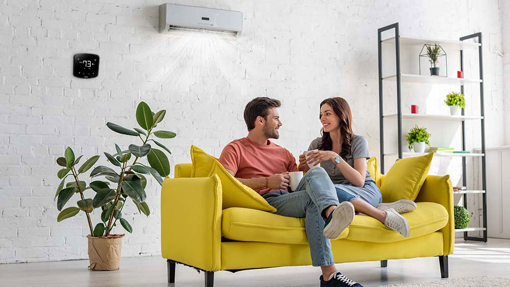 Save money on air conditioning
