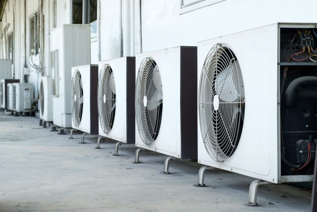 Ductless HVAC Systems for efficient HVAC technology
