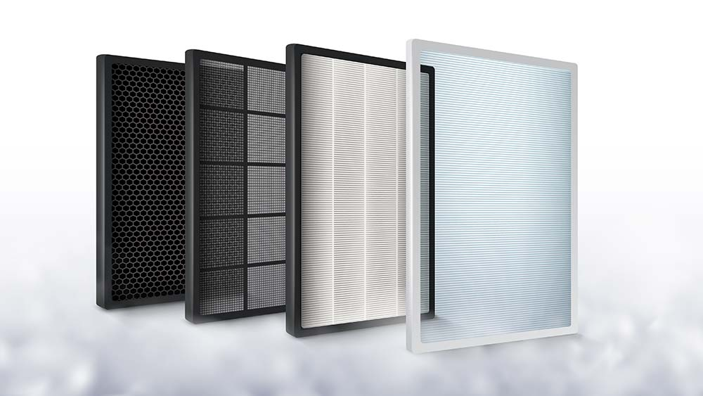 Types of AC filters