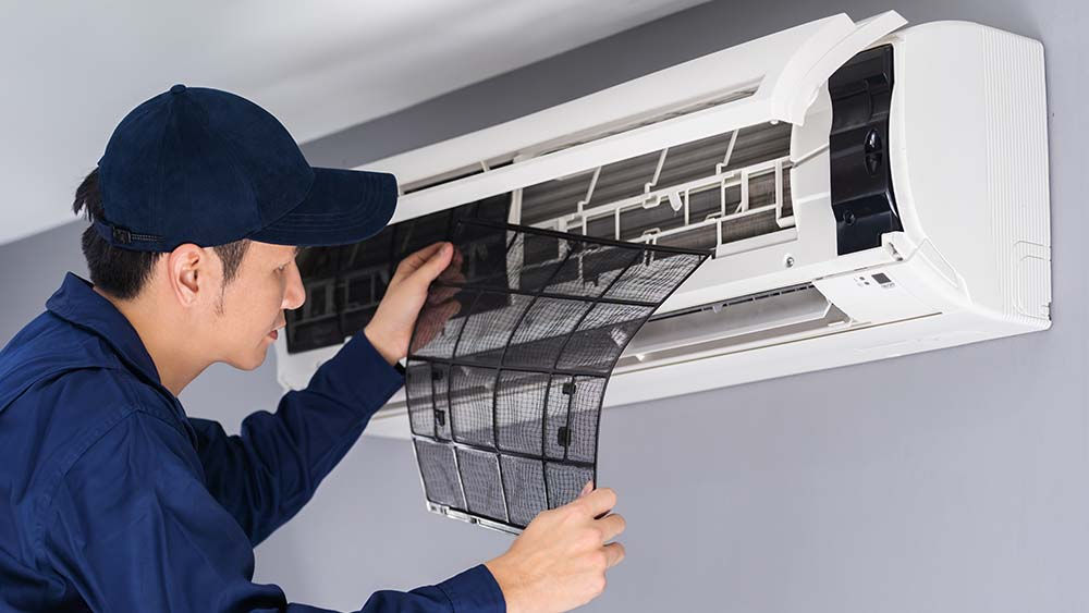 Air conditioner filters maintenance tips