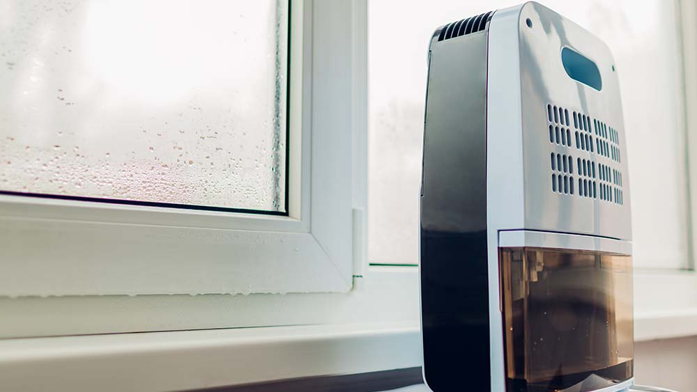 Using humidifiers can control humidity levels