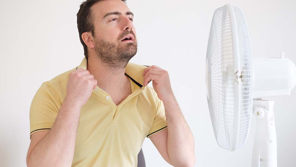 What should be the ideal humidity at home?