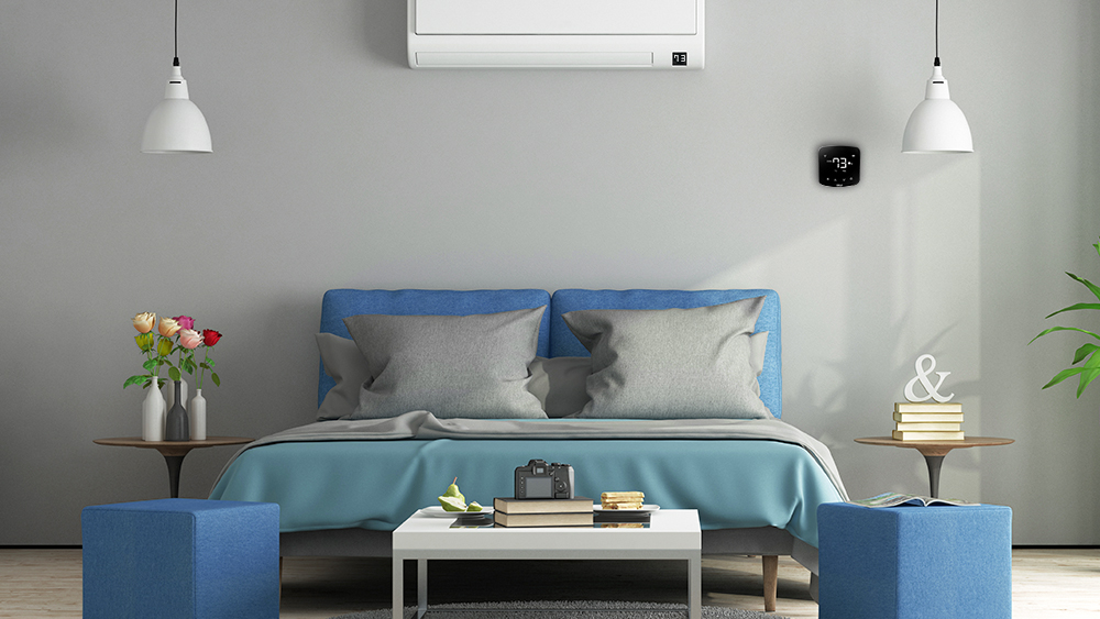 Ductless air conditioners are the way to go forward.