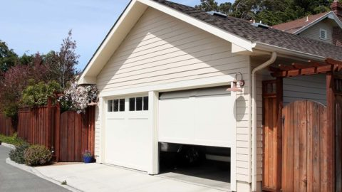 6 best ways about how to cool a garage.