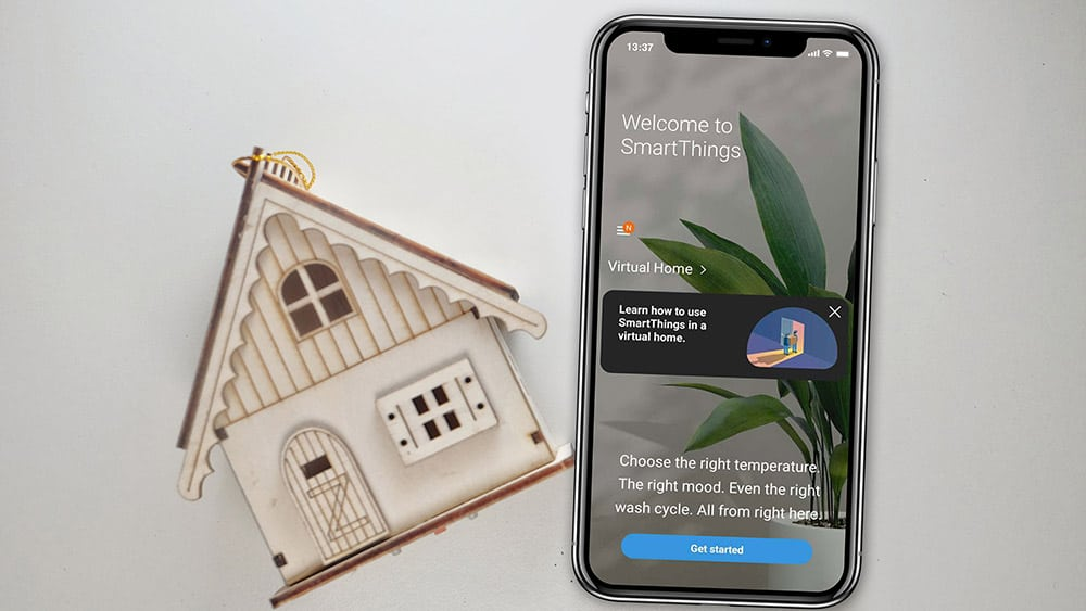 The connection between Cielo Breez and SmartThings.