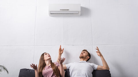 Couple frustrated over AC not turning on