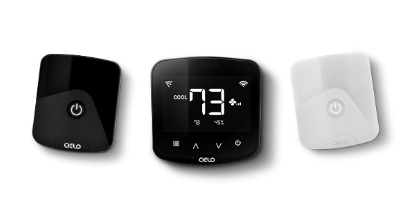 Make your AC smart with Cielo Breez universal remote controls for air conditioners.