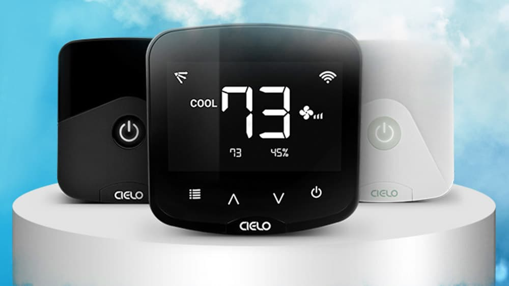 Cielo Breez smart AC controllers makes your air conditioning smart.